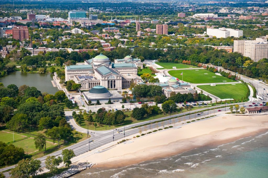 Museum of Science and Industry in Chicago, photo courtesy of Choose Chicago