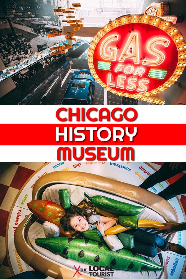 Explore Chicago's past at the Chicago History Museum. Our guide has everything you need to know.