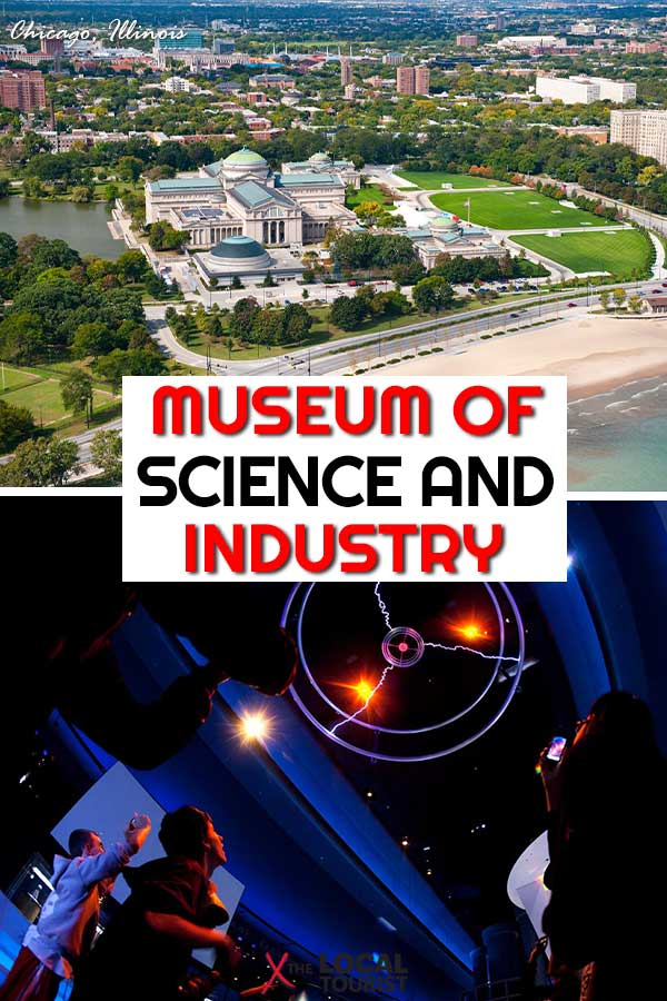 Things to know before you go to the Chicago Museum of Science and Industry, Check out their must-see exhibits and find out ticket prices, free days, parking tips, and more. #chicago #scienceandindustry #chicagomuseum #traveltips #midwestmuseum #thingsdodoinchicago #USA
