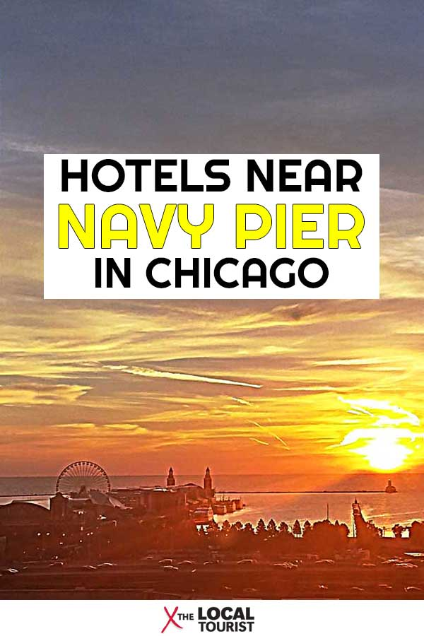 Hotels Near Navy Pier in Chicago - find hotels near one of Chicago's most popular attractions