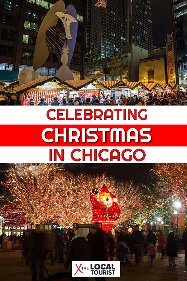 Christmas in Chicago is a simply magical time. It's always a wonderful city to visit, but during the holiday season, it turns into a winter wonderland. Explore these favorite Chicago Christmas traditions | USA | Things to do in Chicago | Chicago holidays