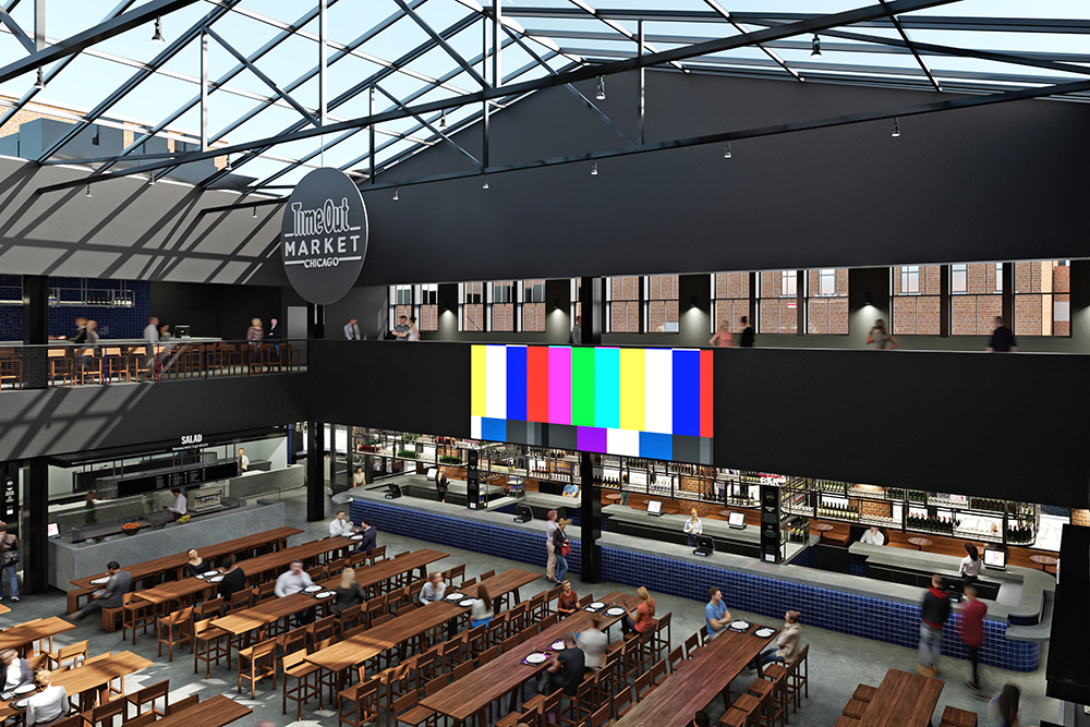 Time Out Market Chicago announces a November 21 opening 5