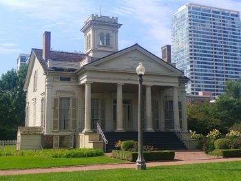 Clarke House Museum is considered Chicago's oldest house. Learn the story behind this 1836 Greek Revival home.