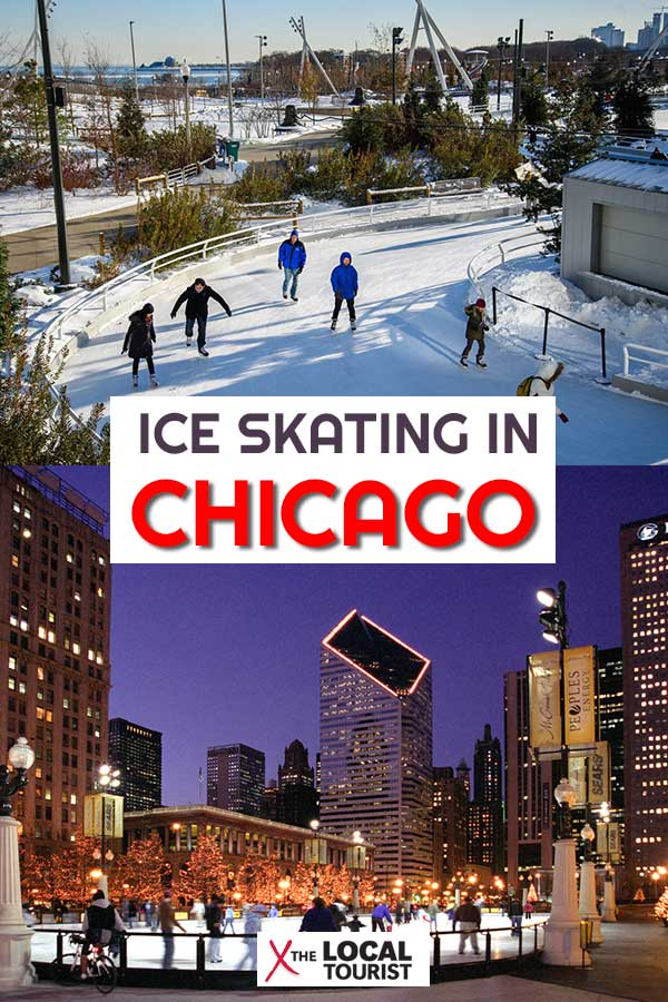 Chicago ice skating is one of the most popular things to do during the cold winter months. Here are some of the best places to go ice skating in Chicago.