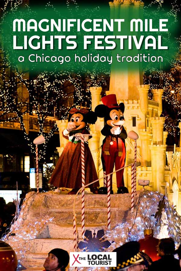 Christmas in Chicago is a magical time, especially at the Magnificent Mile Lights Festival. Here's everything you need to know, including what to do at this Chicago Christmas tradition and where to stay.