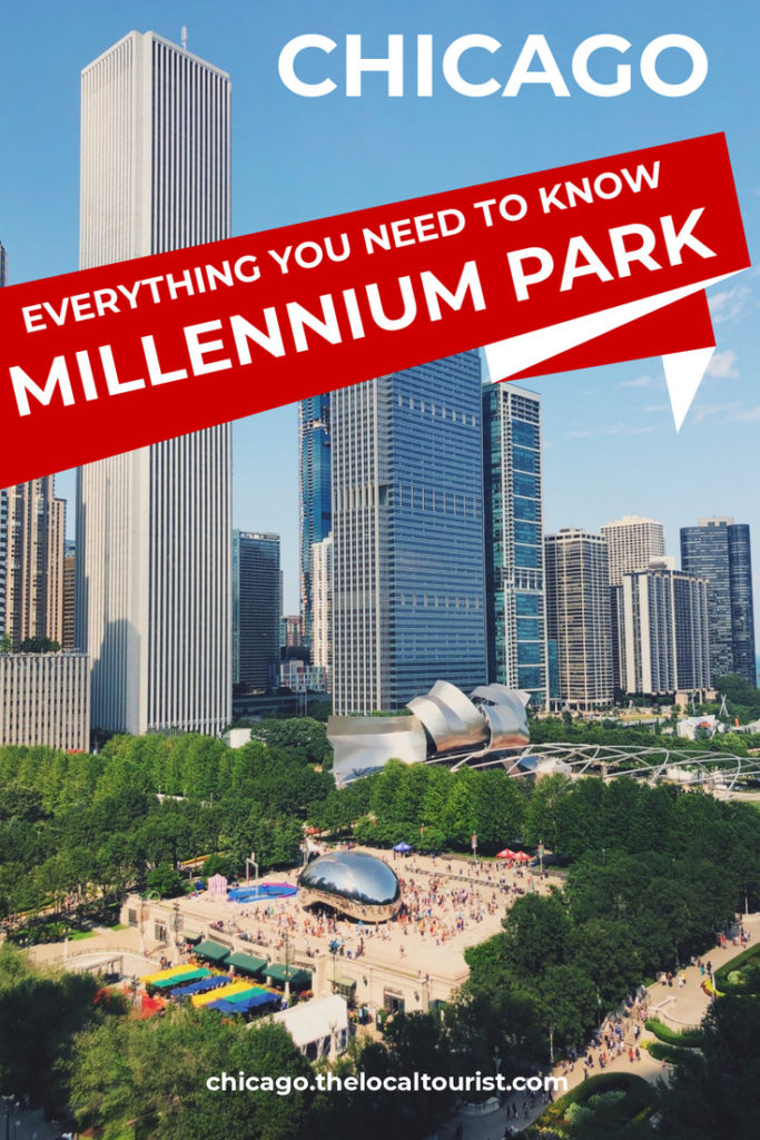 Millennium Park in downtown Chicago is the city's most popular attraction. With free concerts during the summer, ice skating during the winter, Lurie Gardens, and more, there is so much to do in Millennium Park. #USA