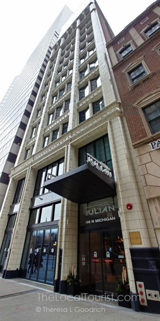 Hotel Julian exterior