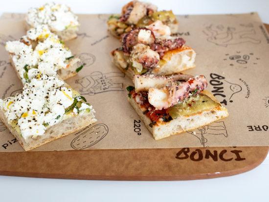 Bonci Roman-style pizza