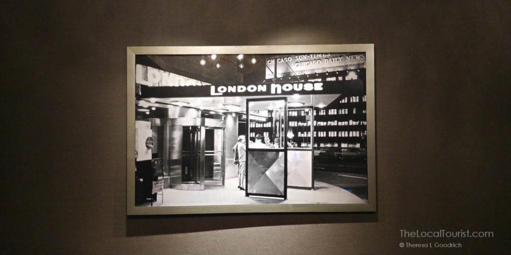 Photo of the London House Jazz Club inside LondonHouse Chicago