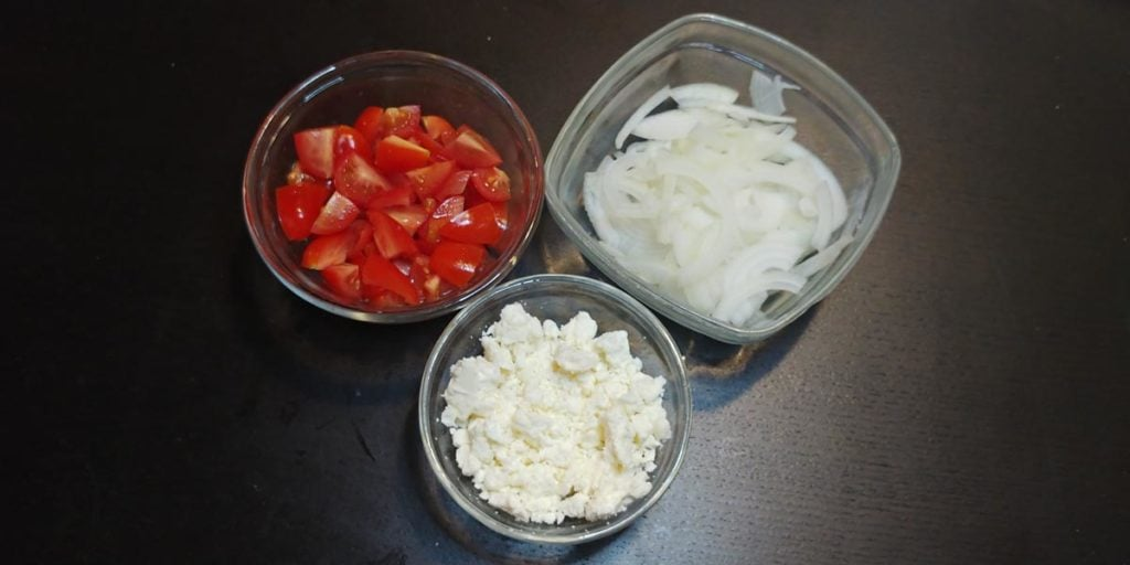 Condiments for gyros