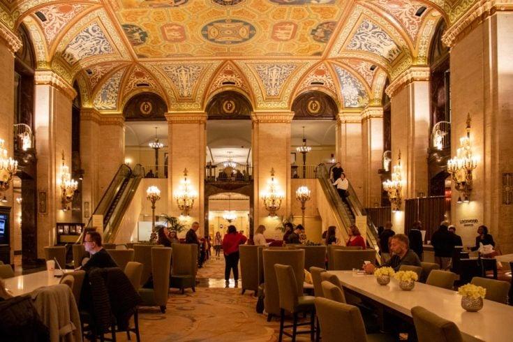 Hotels Near Grant Park Chicago 9