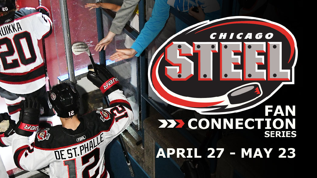 Chicago Steel Fan Connection Series 1