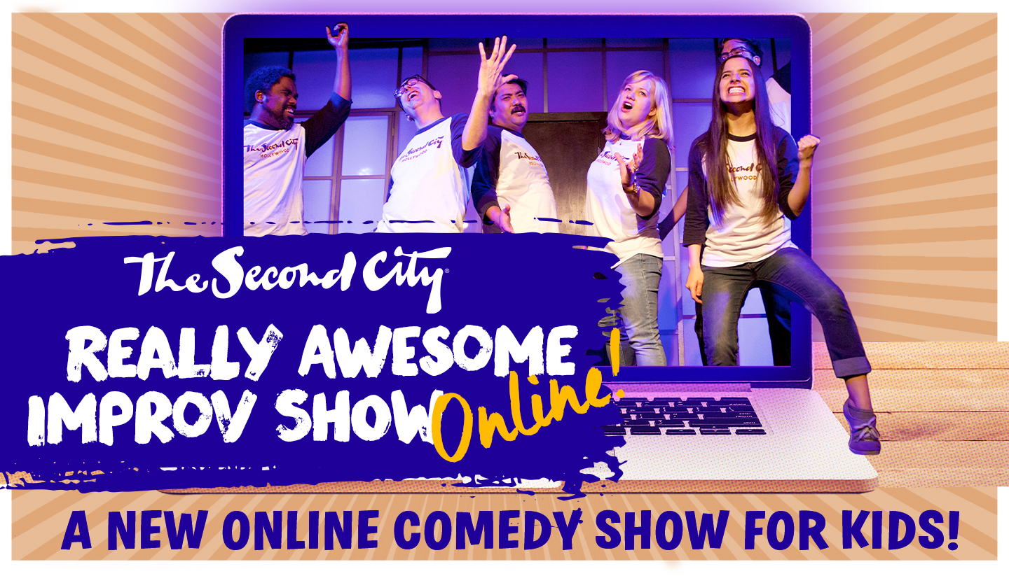Second City's The Really Awesome Improv Show 1