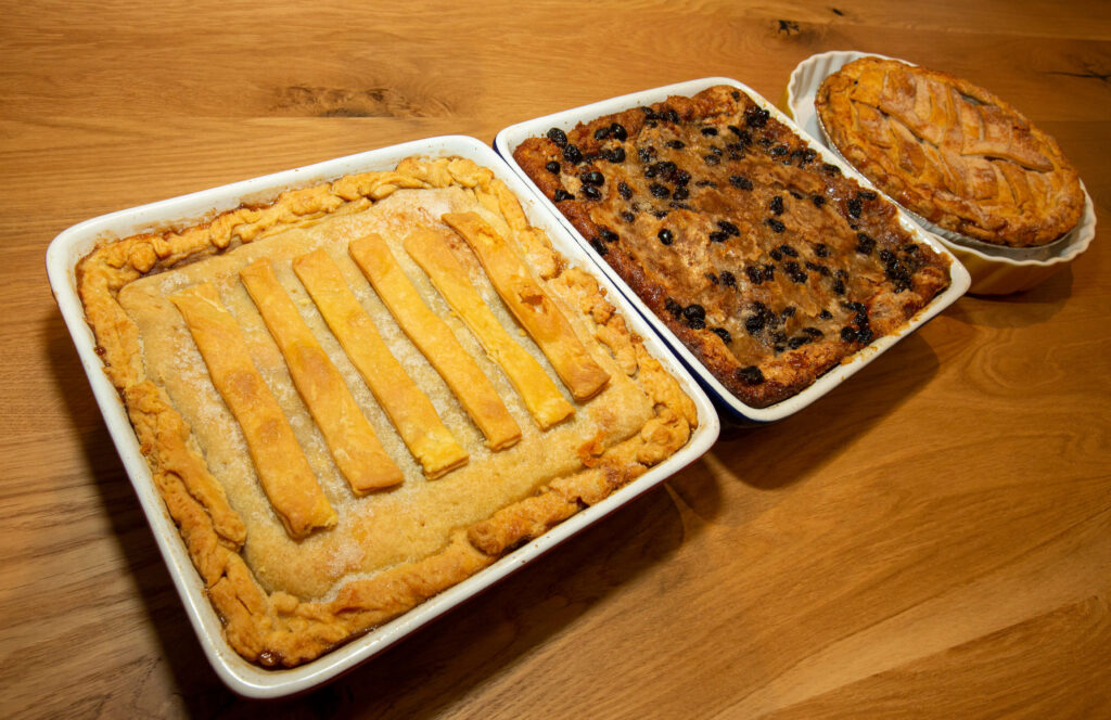 Cobblers and pies from Classic Cobbler