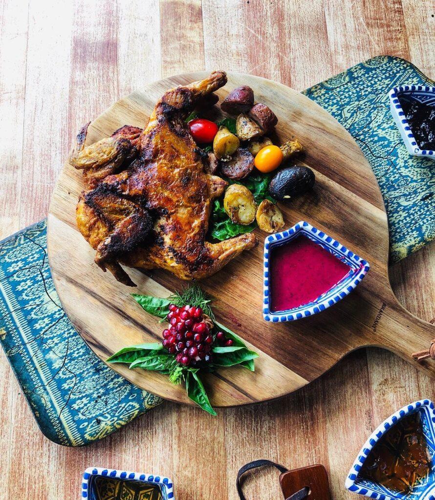 Tabaka from Oda Mediterranean Cuisine