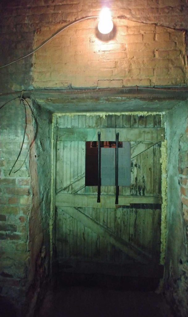 Underground room hidden under Harry Caray's Italian Steakhouse