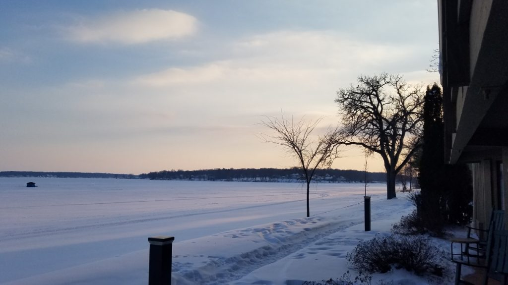 Delavan Lake (Photo by Gourmet Rambler)