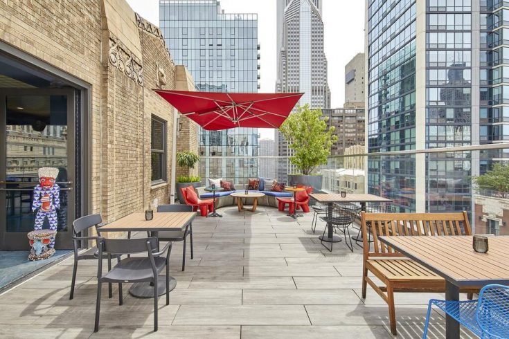 Hotels Near Grant Park Chicago 11