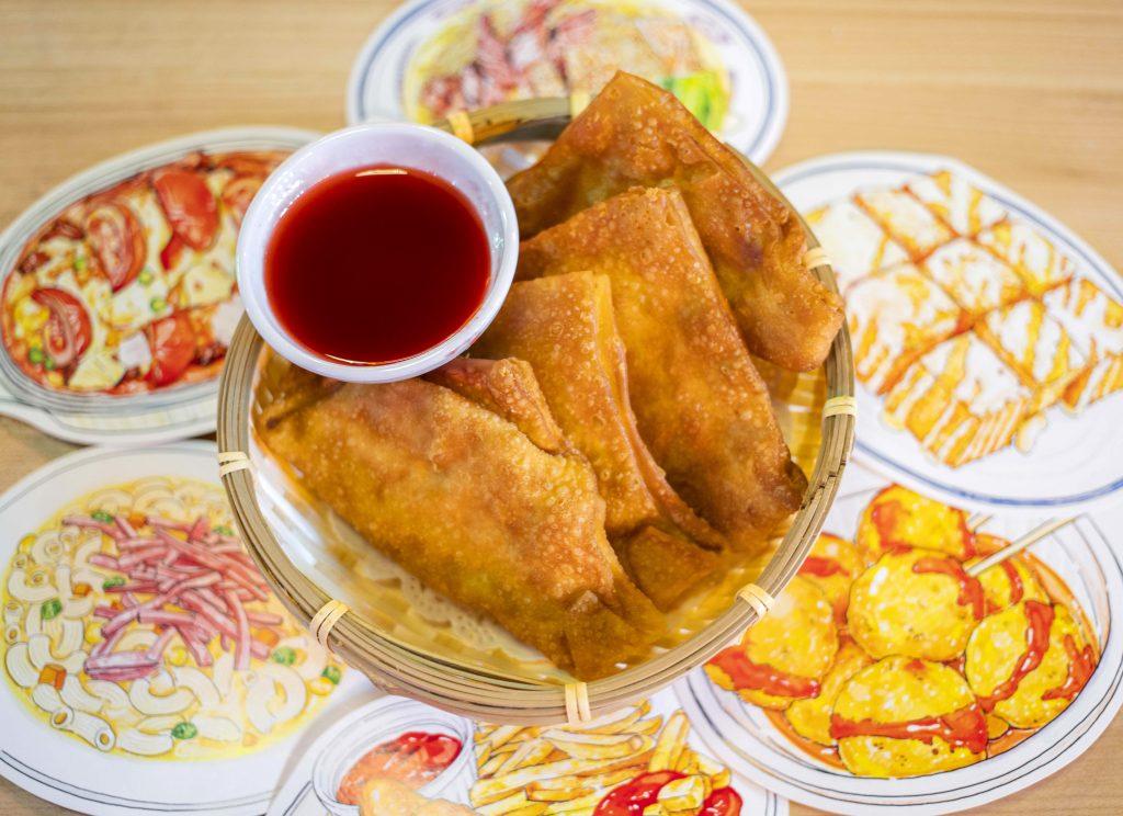 Ken Kee celebrates the bold flavors and bright vibe of 1950s Hong Kong 2