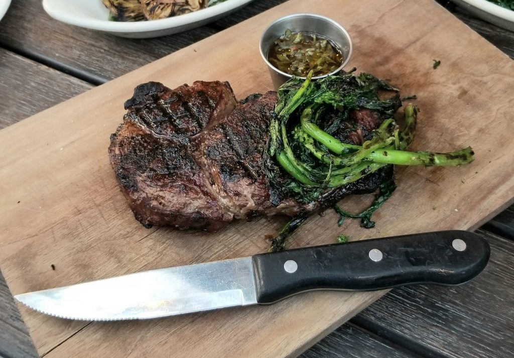 Bar Roma excels with house-made and wood-fired dishes highlighting the cuisine of Rome 6