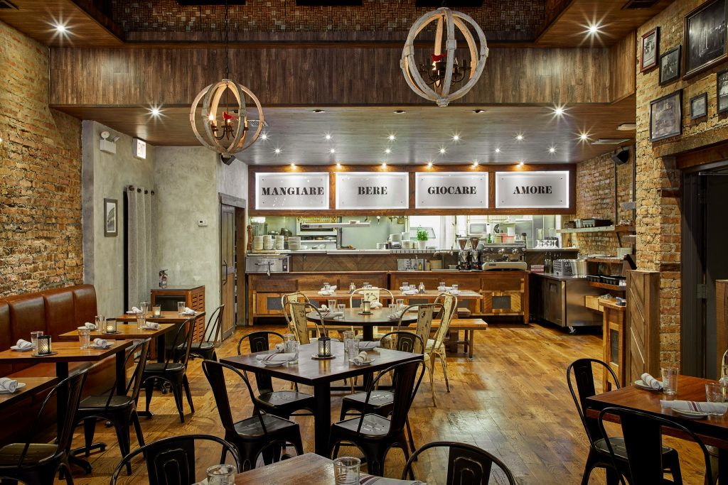 Bar Roma excels with house-made and wood-fired dishes highlighting the cuisine of Rome 1
