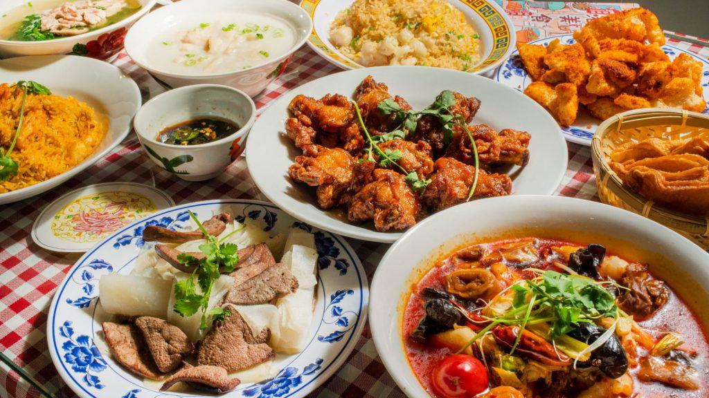 Ken Kee celebrates the bold flavors and bright vibe of 1950s Hong Kong 3